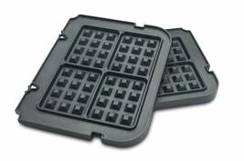 Dishwasher Safe 4 Deep Pocketed Nonstick Waffle Plates BRAND NEW - €35,96 EUR