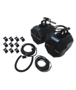 "2014-2020 Polaris MB Quart® RZR OEM 200 Watt Extreme Audio Pod 8"" Speake... - $829.99"
