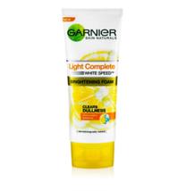 Garnier Light Complete Multi-Action Brightening Foam (100ml) + (GIFT) - $18.90