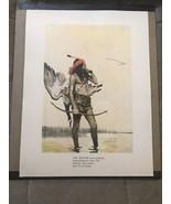 """""""The Hunter"""" 8.5x11 Print By N. C. Wyeth - $23.99"""