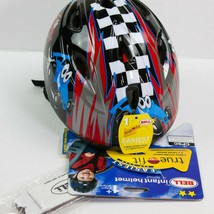 "Bell Toddler True Fit Bicycle Helmet Cars design 1+ SZ 18.5-20"" 47-51 CM  New - $26.99"