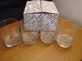 Montell Polyolefins Tumbler Glasses - Set of Four - $25.00