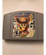 Nintendo 64 video game Mario Party 2  We have a lot! Bundle to save N64 - $54.01