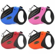 Holapet® 5M/50 KG Durable Nylon Retractable Dog Leash Automatic Extending - $32.85