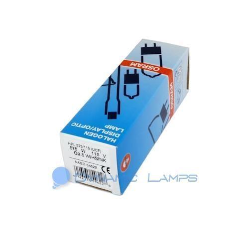 NEW Philips HPL 575//115V 39170-6 115V 575W Bulb