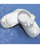 Baby Girls Mary Jane Booties  3-6 Months - $15.00