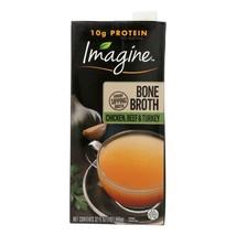 Imagine Foods Bone Broth - Case Of 12 - 32 Fz - $90.96