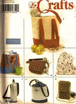 Simplicity 9658 Crafts Sewing Pattern One Size for Utility Bags - $7.80