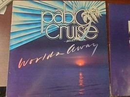 Pablo Cruise Worlds Away 12in Vinyl Record Released in 1978 Used Condition - $4.60