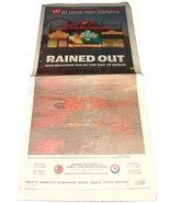 10.27.2011 St Louis POST-DISPATCH Newspaper MLB Cardinals World Series R... - $14.99