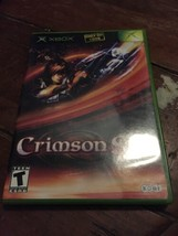 Crimson Sea (Microsoft Xbox, 2002) Complete - $13.54
