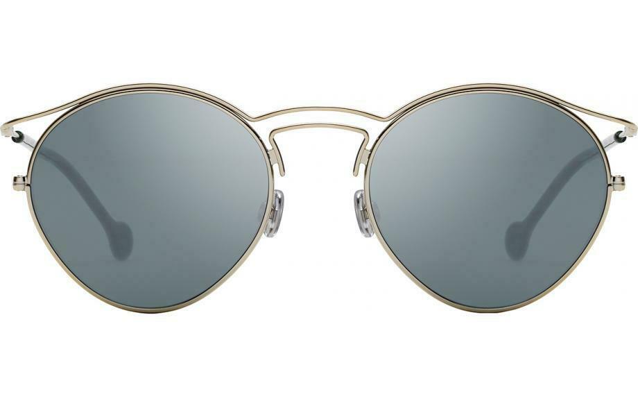 NEW Christian Dior ORIGINS1 3YG/T4 Light Gold Green Marble/Grey Sunglasses