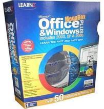 Learn Office Megabox w/ Quicken Bonus - $8.90