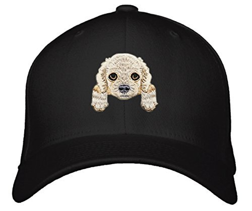 Cute Dog Face Hat - Choose Your Breed! (Cocker Spaniel)