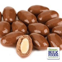 Milk Chocolate Covered Almonds Candy Candies Fresh 1 Pound - $14.99