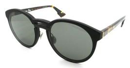 Christian Dior Sunglasses Dior Onde 1 TAO2K 99-01-145 Matte Black Havana / Grey - $235.20