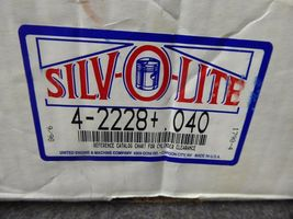 Silvolite Piston Kit 4-2228, + .040 image 3