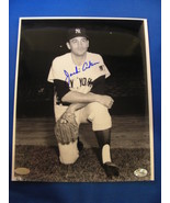 JACK AKER SEATTLE PILOTS NY YANKEES PITCHER SIGNED AUTO 8X10 STACKS OF P... - $29.99