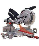 "Craftsman 12"" Single Bevel Sliding Compound Miter Saw (21239) - $699.98"