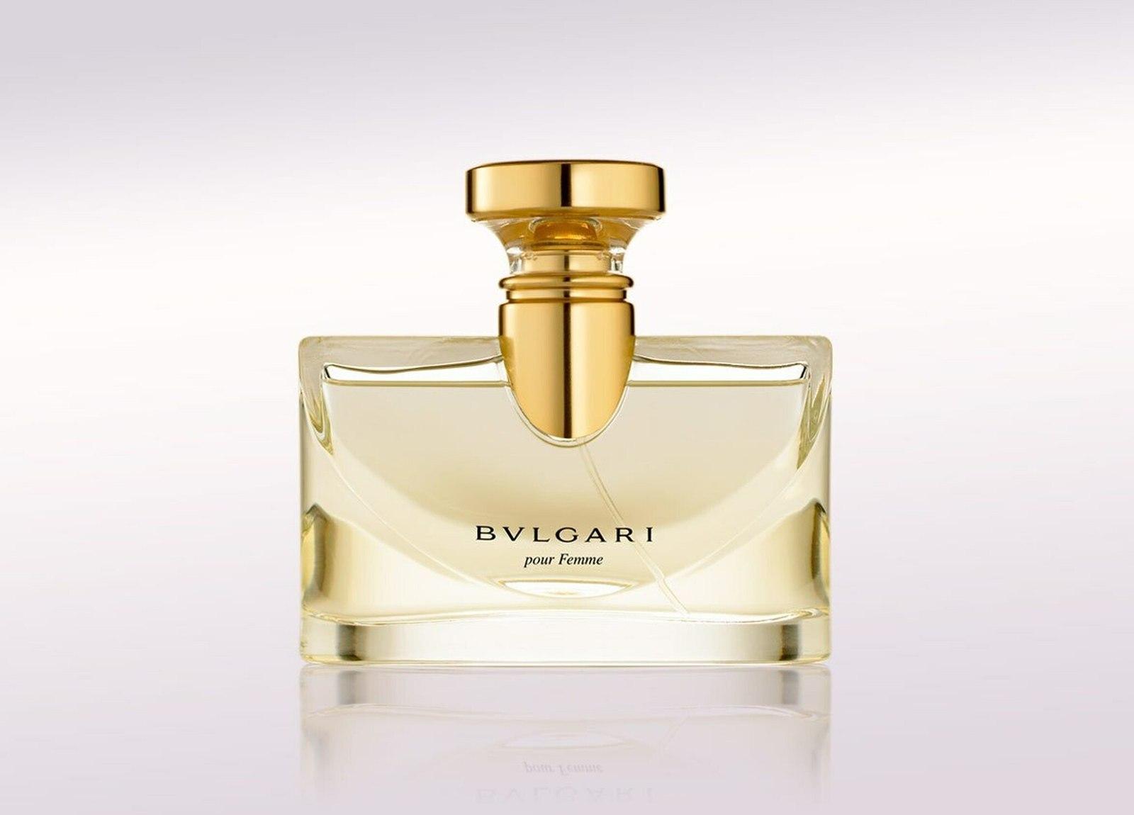 Bvlgari pour femme perfume 1.7 oz edt spray