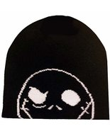 Disney Parks Nightmare Before Christmas Jack Skellington Ghosts Beanie H... - $19.74