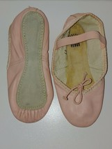 Capezio Youth Debut 230C Pink Ballet Shoes Size 12M 12 M - $9.49