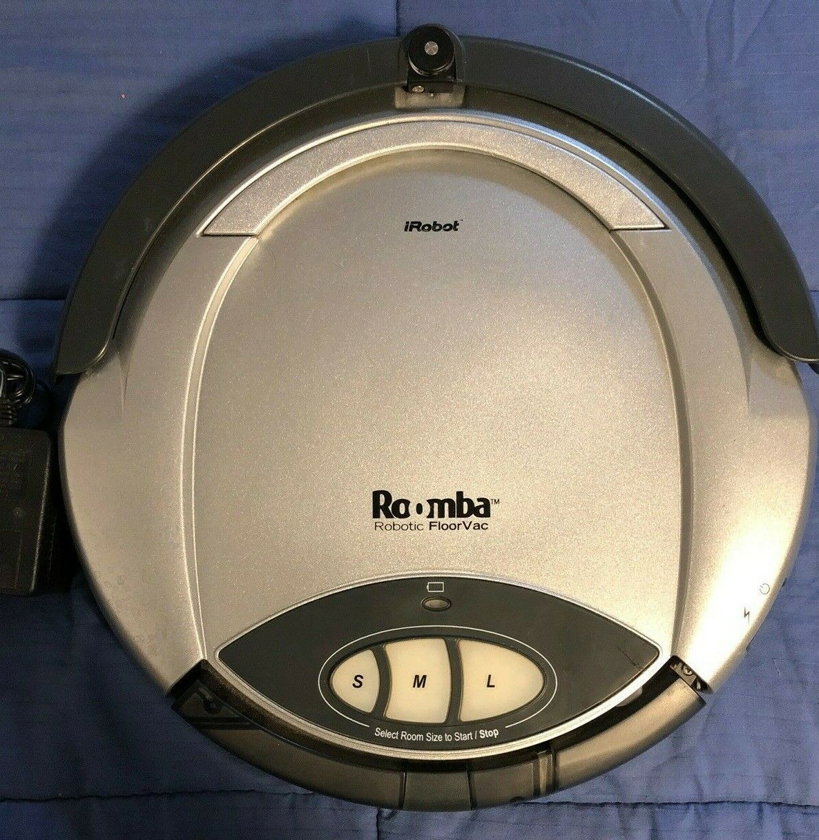 Primary image for irobot Roomba - Robot Floor Vacuum - Parts
