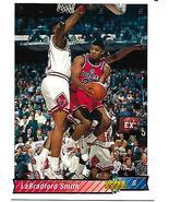 Basketball Card- LaBradford Smith 1993 Upper Deck #80 - $1.25