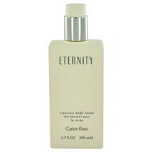 ETERNITY by Calvin Klein Body Lotion (unboxed) 6.7 oz (Women) - $50.16