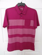 NWT Adidas Climacool Engineered Stripe Polo BC4028 M $65 - $20.57