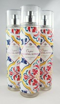 (3) Bath & Body Works Mediterran Capri Coastal Citrus Fine Fragrance Mis... - $28.70