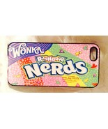 WONKA Rainbow NERDS Apple iPhone 5/5s Hard Case Cover--More Fun Styles Too! - $2.90