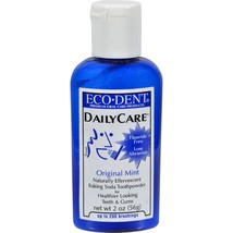 Eco-Dent Toothpowder Daily Care - Mint - 2 oz - $11.70