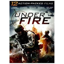 Under Fire - 12 Movie Collection DVD, Dwight Yoakam, Kris Kristofferson,... - $4.90