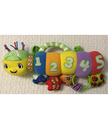 LeapFrog Baby Counting Pal - Educational Plush, 80-10402E, Tested WORKS!!! - $26.60
