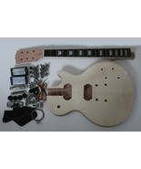 PROJECT ELECTRIC HUM GUITAR BUILDER KIT DIY WITH ALL ACCESSORIES - $119.99