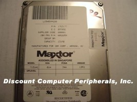 Maxtor 7131AI 130MB 3.5IN IDE Drive Tested Good Free USA Shipping