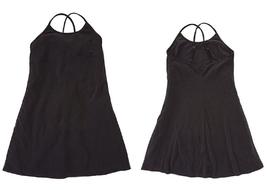 Ralph Lauren Girls Crepe Jersey Tank Dress , Black, Size S (7),  $49.5 - $26.72