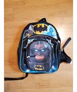 """LEGO Batman Mr Freeze """"NOT COOL BATMAN!"""" w/ Lunch Bag Backpack 16"""" - $39.99"""