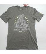 Nike Men KD Kevin Durant Easy Money T-Shirt - 689186 - Gray 037 - Size S... - $14.99