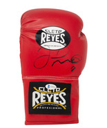 Floyd Mayweather Signed Red Left Cleto Reyes Boxing Glove BAS ITP WD96445 - $395.99