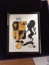 Estee Lauder Compact LEO by Erte' Lucidity Transluscent Pressed Powder NIB - $74.25