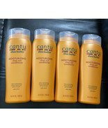 Lot Of (4) Cantu Shea Butter Moisturizing Rinse Out Conditioner 13.5oz - $29.99