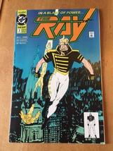 The Ray #3 (Apr 1992) Vfn Dc Comics - Six Issue MINI-SERIES - £2.07 GBP