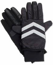 Isotoner Signature Women's SleekHeat smartDRI Chevron Gloves with smarTo... - $34.53
