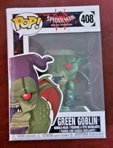 Funko POP! Spider-Man: Into the Spider-Verse Green Goblin  #408 - $14.99