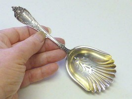 1904 Watson Altair Sterling Silver Nut Candy Bon Shovel Serving Spoon Pi... - $61.75