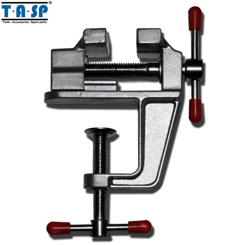 Primary image for TASP® Mini Table Vise With Clamp For Jewellers Crafts DIY Model Building