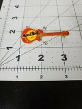 Singapore Hard Rock Cafe Guitar Pin - $9.00