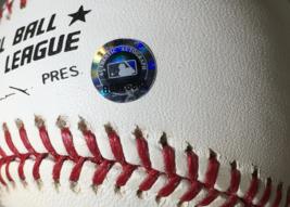 LOU BROCK / MLB HALL OF FAME / AUTOGRAPHED NL BASEBALL IN CUBE / STEINER MLB COA image 6
